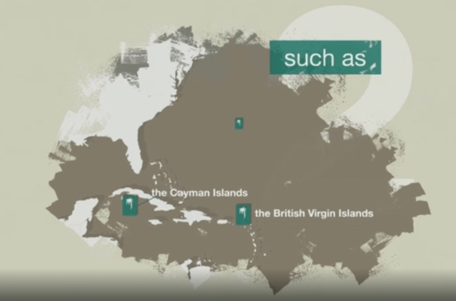 Iles Caïmans - Iles vierges britanniques Paradis fiscal paradise papers