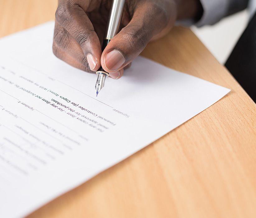 traduction de contrats juridiques