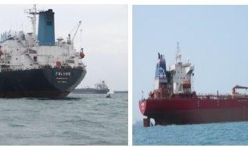 Capitaine Pierre Botnem Expert Maritime deux navires expertisés au Ghana et Nigeria