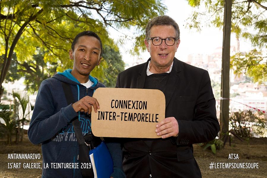 Expérience interculturelle et Connexion inter-temporelle Madagascar_Tananarive
