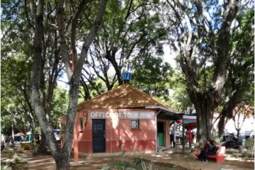 Le TEmps d'une Soupe Jardin Antanninarenina, Place de l'Indépendance Tananarive juillet 2019