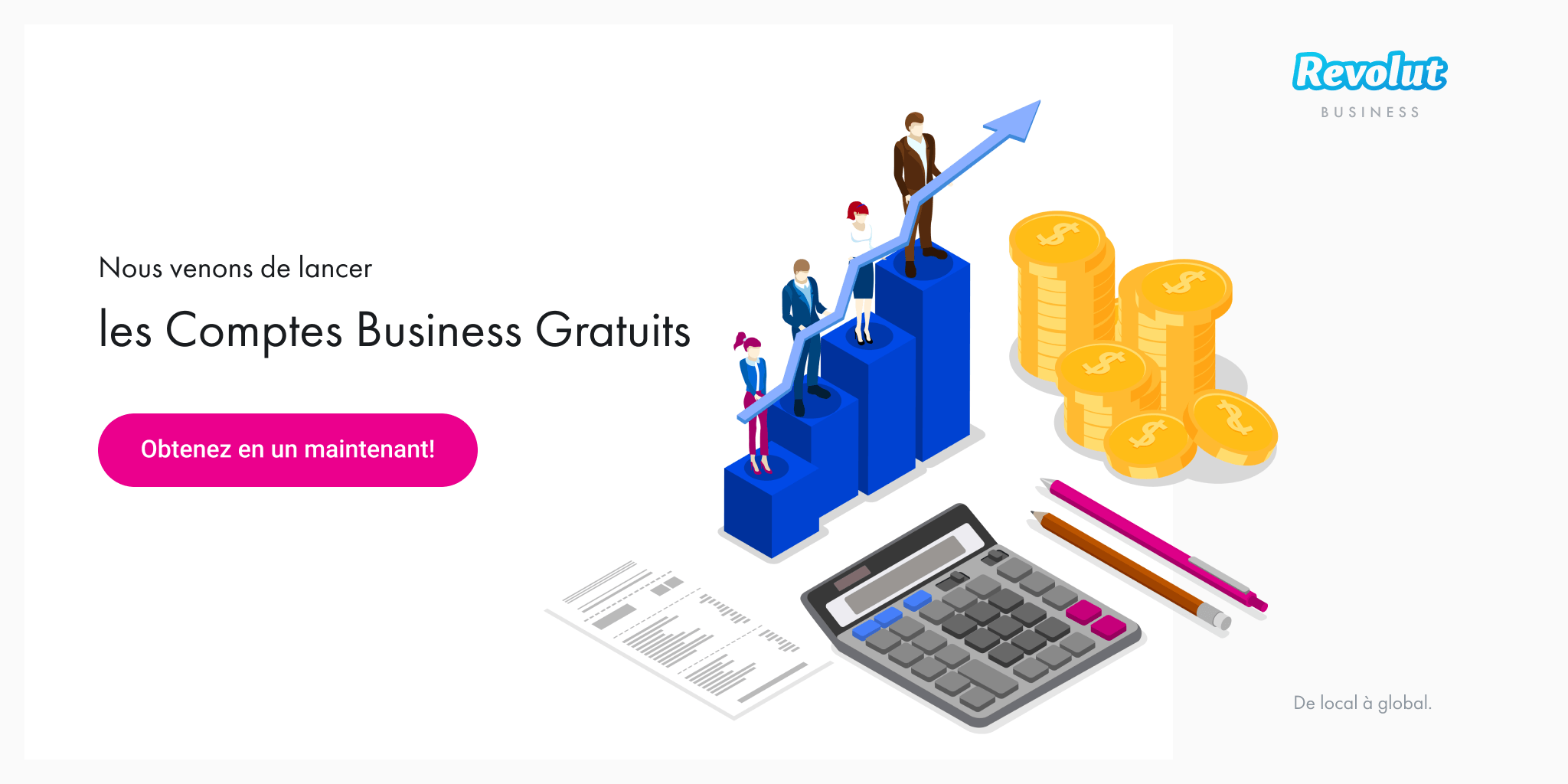 Carte REVOLUT Business