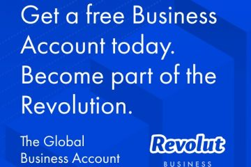 Free REVOLUT Business Account