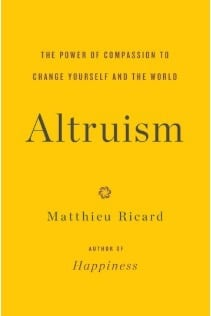 Matthieu Ricard Altruism - Business Ethics - CSR - corporate social responsibility